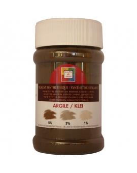 Pot contenant 250ml de pigment argile