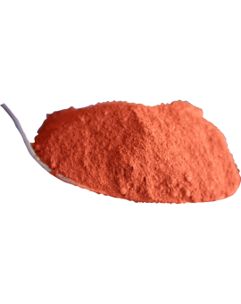 Pigment rouge oxyde