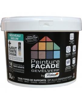 Pot contenant la peinture façade Acrylique 5L