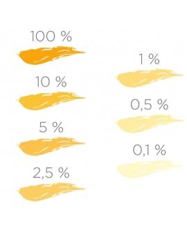 Nuancier du colorant ColorPlus jaune soleil