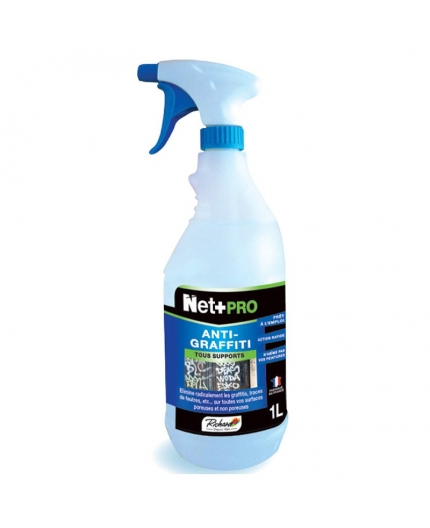 Spray 1L de Net Pro+ Anti Graffitis