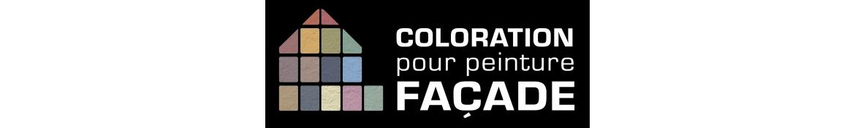 colorant peinture façade